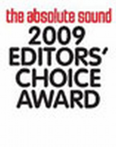 Editor's Choice Award - 2009