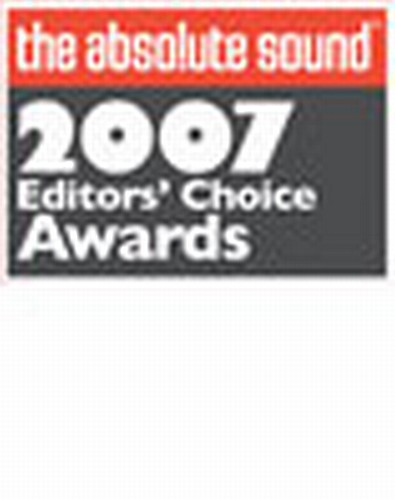 Editor's Choice Award - 2007