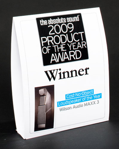 Product of the Year - 2009