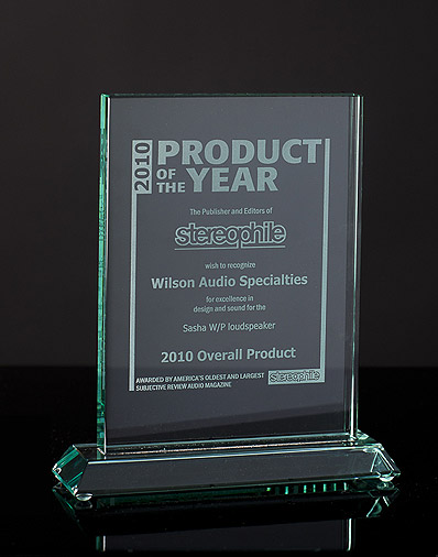 Overall Product of the Year - 2010