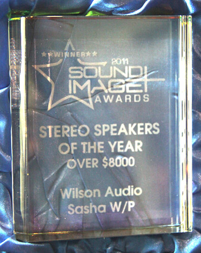 Stereo Speaker of the Year - 2011