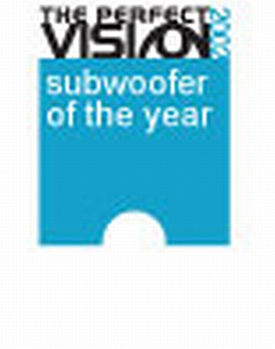 Subwoofer of the Year - 2002