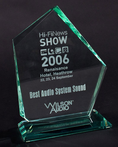 Best Audio System Sound - 2006