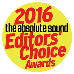 2016 The Absolute Sound Editor's Choice Awards - 2016